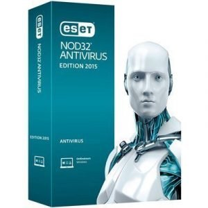 Eset Nod32 Antivirus Tilauslisenssi