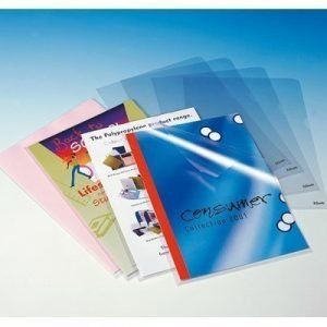 Esselte Plastmapp Copy-safe A4 Klar 0