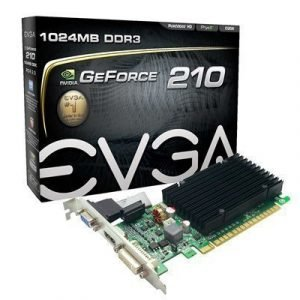 Evga Geforce 210 Silent 1gb
