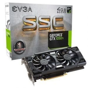 Evga Geforce Gtx 1050 Ti Super Superclocked 4gb