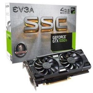 Evga Geforce Gtx 1050 Ti Super Superclocked 4gb