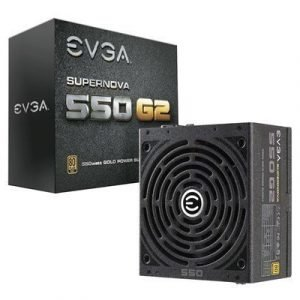 Evga Supernova 550 G2 550wattia 80 Plus Gold