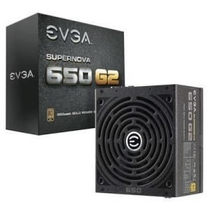 Evga Supernova 650 G2 650wattia 80 Plus Gold