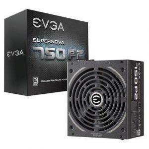 Evga Supernova 750 P2 750wattia 80 Plus Platinum
