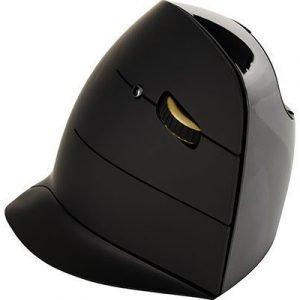Evoluent Verticalmouse C Wireless Right Black Laser Hiiri Musta