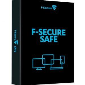 F-Secure Safe Virusturva 1 Vuotta 5 Laitetta