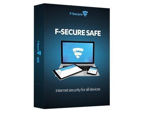 F-secure Safe Tilauslisenssi