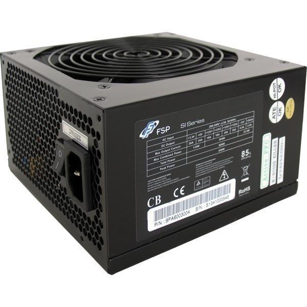 FSP virtalähde 700W ATX12V akt. PFC 12cm tuuletin 80PLUS BRONZE