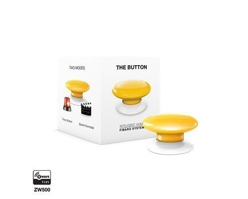Fibaro The Button Yellow