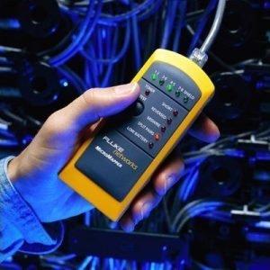 Fluke Networks Networks Micromapper Verkkotesteri