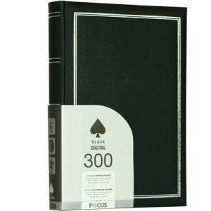 Focus Photo Album Black Line Super 300 11x15