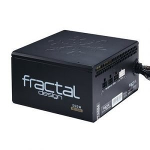 Fractal Design 550w Integra M 550wattia 80 Plus Bronze