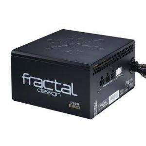Fractal Design 550w Integra M 550wattia 80 Plus Bronze