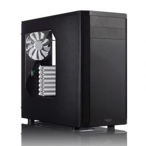 Fractal Design Core 3500-window Musta