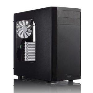 Fractal Design Core 3500-window Musta