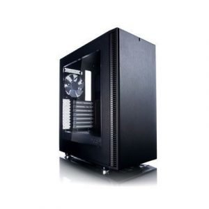 Fractal Design Define C Window Musta