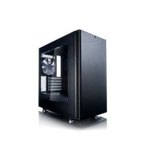 Fractal Design Define Mini C Window Musta