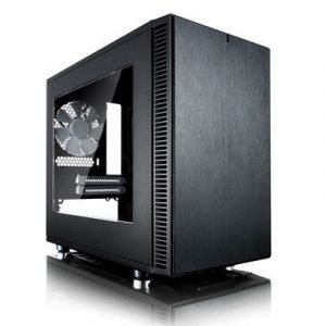 Fractal Design Define Nano S Black Window Musta