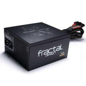 Fractal Design Edison 750w Modular Black 750wattia 80 Plus Gold