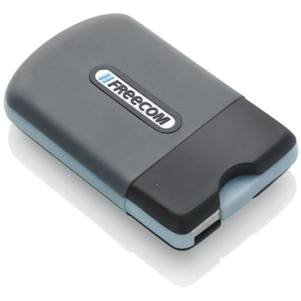 Freecom Tough Drive Mini SSD - Ulk. mSSD-kovalev. USB 3.0 128GB IP55
