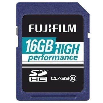 Fujifilm 04004051 SDHC Muistikortti 16Gt