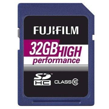 Fujifilm 04004052 SDHC Muistikortti 32Gt