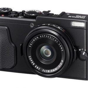 Fujifilm Finepix X70 Musta