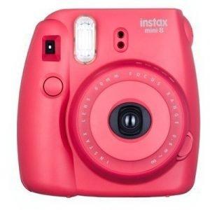 Fujifilm Instax Mini 8 Punainen