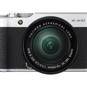Fujifilm X-a10 + 16-50/3