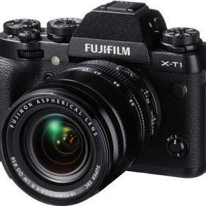 Fujifilm X-t1 + 18-55/2