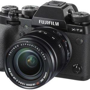 Fujifilm X-t2 + 18-55/2