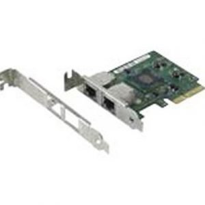 Fujitsu D3035 2xgigabit Rj45 Pci-ex2