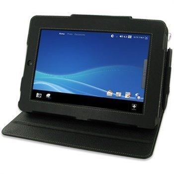 Fujitsu STYLISTIC Q550 PDair Leather Case 3BFUSQBX2 Musta