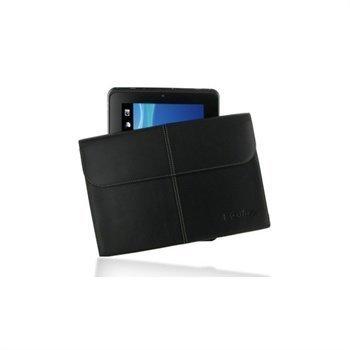 Fujitsu STYLISTIC Q550 PDair Leather Case 3BFUSQEX1 Musta