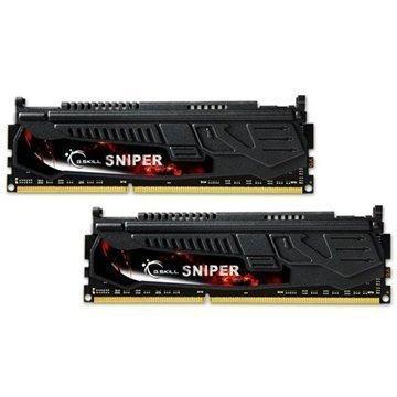 G.Skill F3-12800CL9D-8GBSR2 Sniper LV DDR3 RAM Muisti 8Gt
