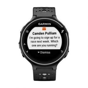 Garmin Forerunner 230 Hrm Black/white
