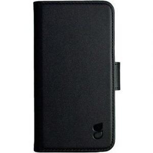 Gear By Carl Douglas Wallet Taitettava Suojus Puhelimelle Iphone 7 Musta
