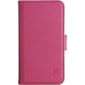 Gear By Carl Douglas Wallet Taitettava Suojus Puhelimelle Iphone 7 Plus Vaaleanpunainen