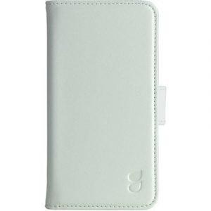 Gear By Carl Douglas Wallet Taitettava Suojus Puhelimelle Iphone 7 Plus Valkoinen