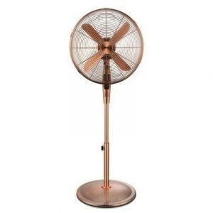Gear Floor Fan Jim Copper