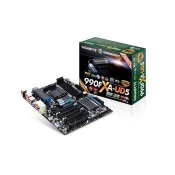 GigaByte GA-990FXA-UD5 Emolevy