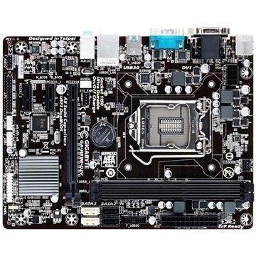 Gigabyte GA-H81M-D2V LGA 1150 Intel Micro ATX Emolevy