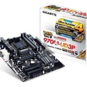 Gigabyte Ga-970a-ud3p Socket Am3+ Atx