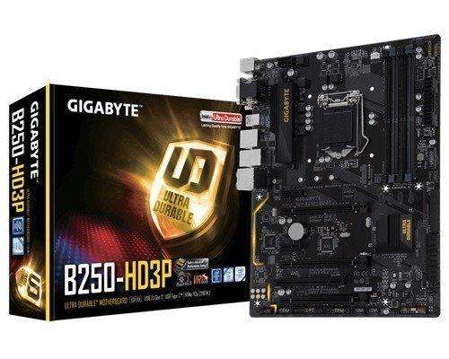 Gigabyte Ga-b250 Hd3p S-1151 Atx