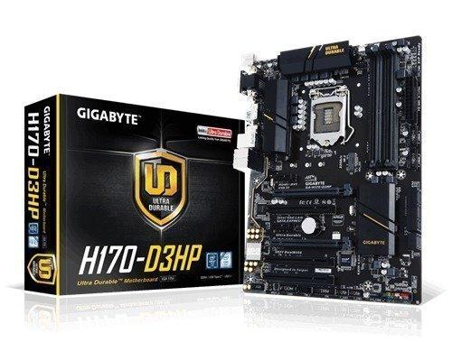Gigabyte Ga-h170-d3hp S-1151 Atx