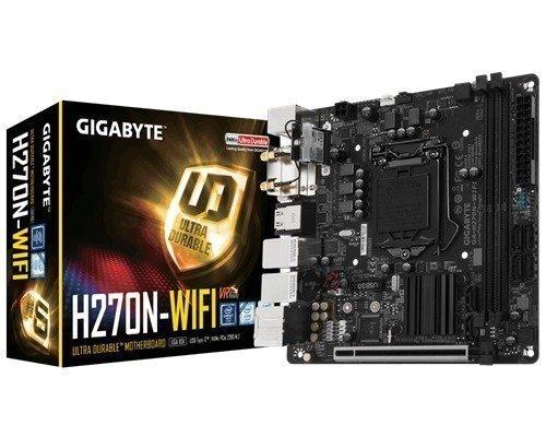 Gigabyte Ga-h270n Wif S-1151 Mini Itx