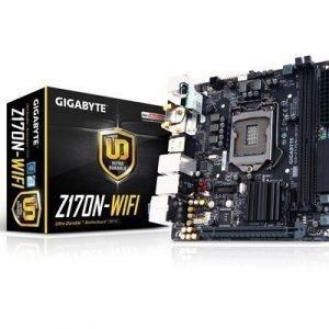 Gigabyte Ga-z170n-wifi S-1151 Mini Itx