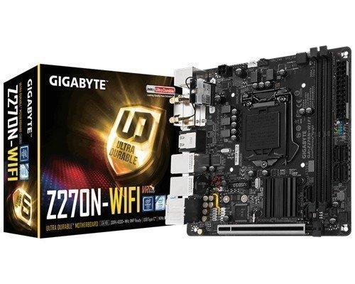 Gigabyte Ga-z270n Wifi S-1151 Mini Itx