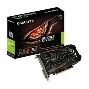 Gigabyte Geforce Gtx 1050 Oc 2gb