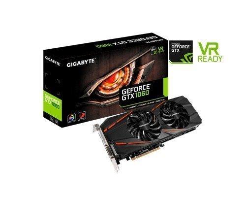 Gigabyte Geforce Gtx 1060 D5 Version 6gb